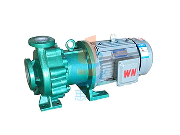 IMD衬氟化工磁力泵