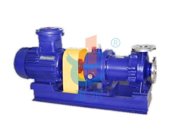 IMCG型卧式耐高温磁力泵